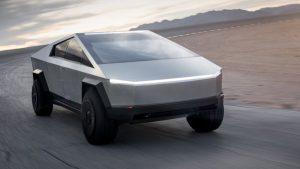 Il Cybertruck della Tesla in vendita dal 2020 a $50 mila